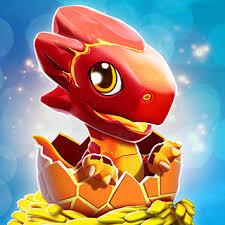 เกมมือถือ เกม Dragon mania Legends