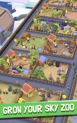 เกม Rodeo Stampede Sky Zoo Safari