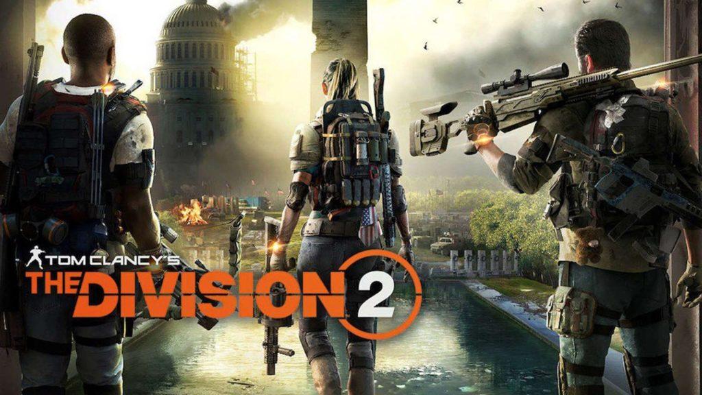 เกม Tom Clancy&The Division 2