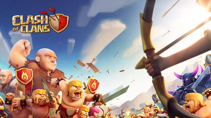 เกม clash of clans