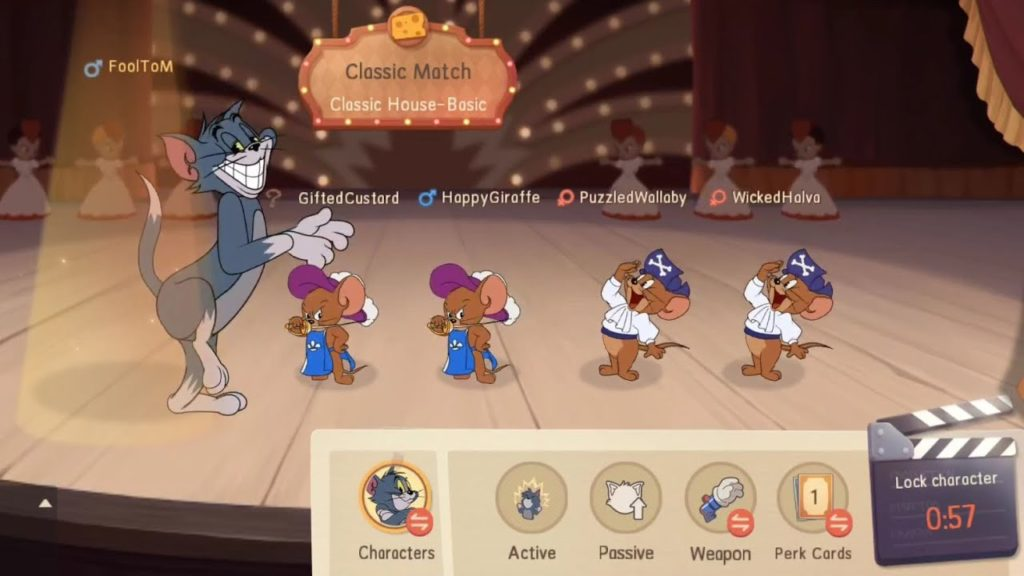 เกม Tom and Jerry : Chase