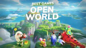 เกมแนว Open world