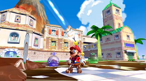 Super Mario 3D All-Stars ในอังกฤษ