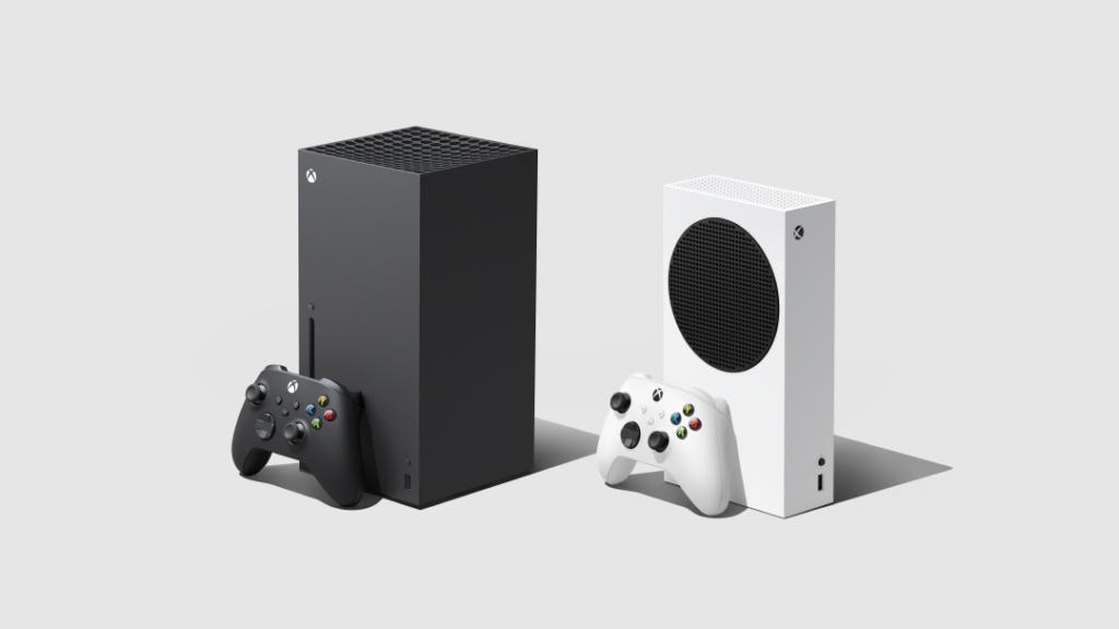 การเปิดตัว Xbox Series S
