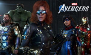 เกม Marvel The Avengers