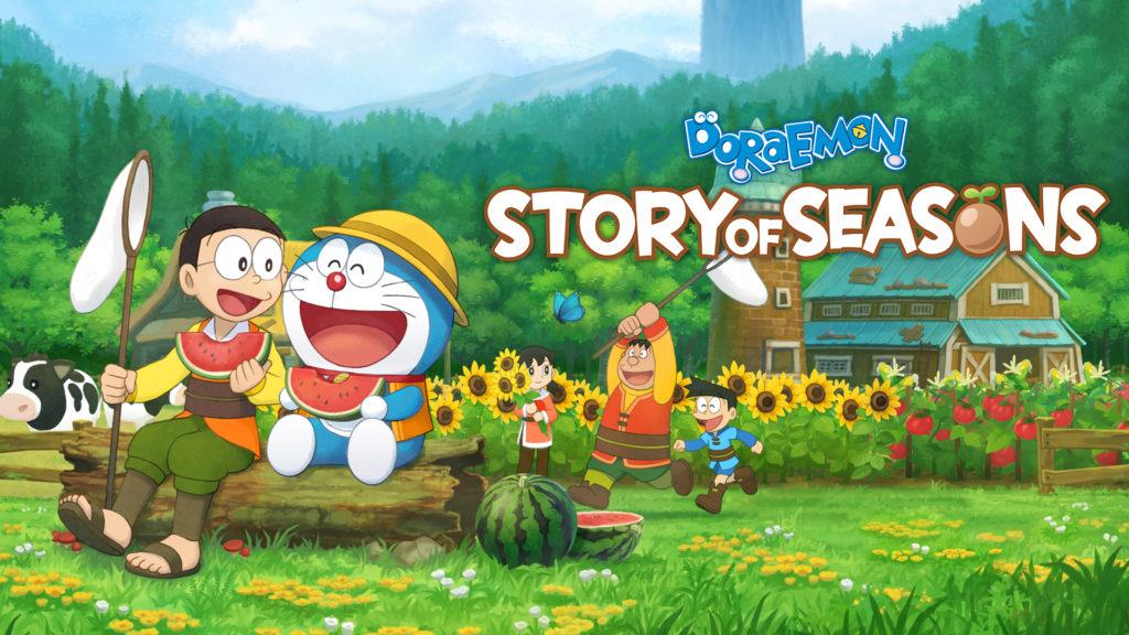 เกม DORAEMON STORY OF SEASONS