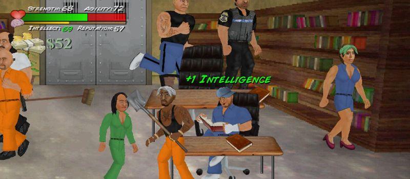 เกมมือถือHard Time (Prison Sim) 4