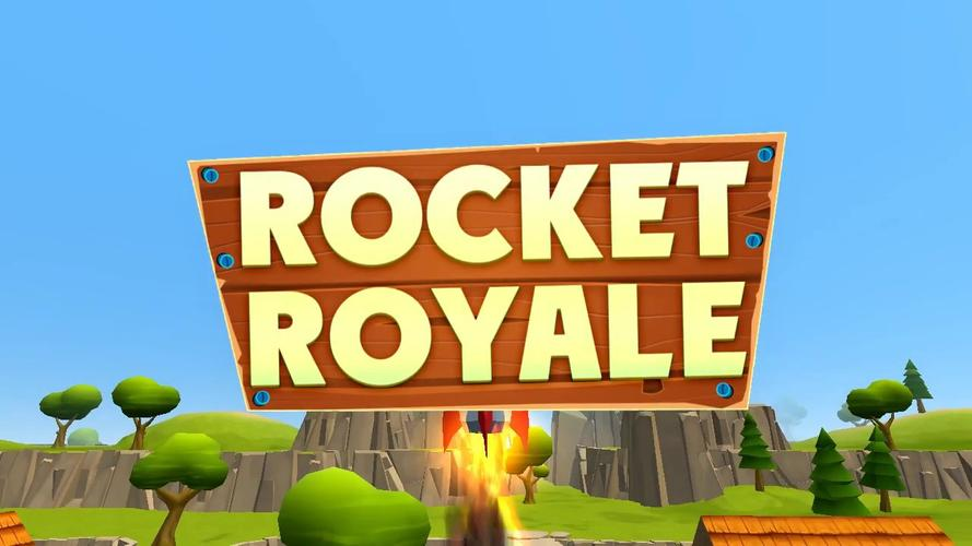 เกม Rocket Royale