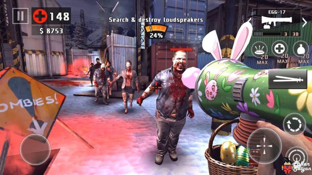 Game Mobile DEAD TRIGGER 2