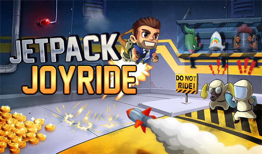เกม Jetpack Joyride