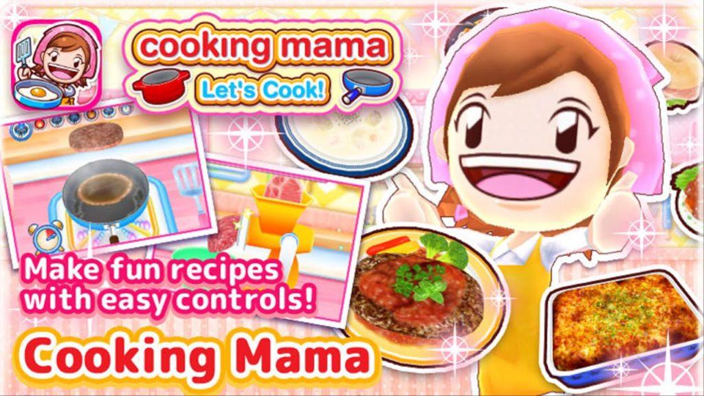 เกมมือถือCooking Mama : let's cook! 2