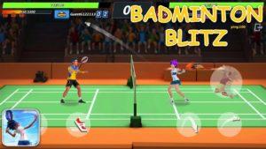 เกม Badminton Blitz