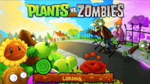 เกม Plants vs Zombies