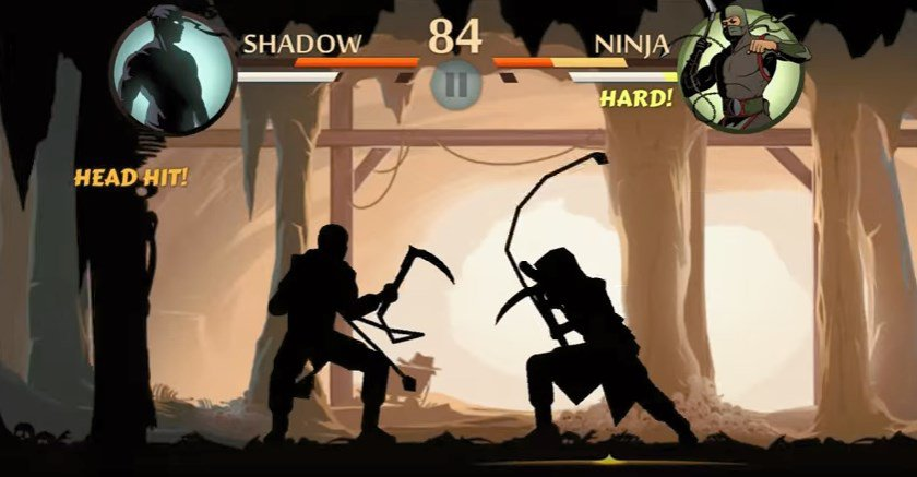 เกมShadow fight 2