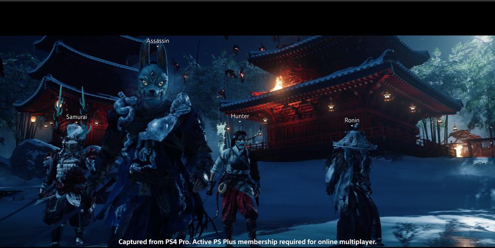 เกม Ghost of Tsushima โดย Legendจะอนุญาตให้มีผู้เล่นได้ถึง 4