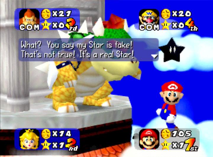 เกม Mario Party -ค่ายนินเทนโด้