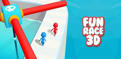 เกมมือถือแรมน้อย 1GB Fun Race 3D 3