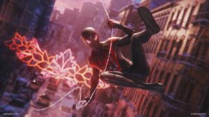 ชุด Spider-Man Miles Morales