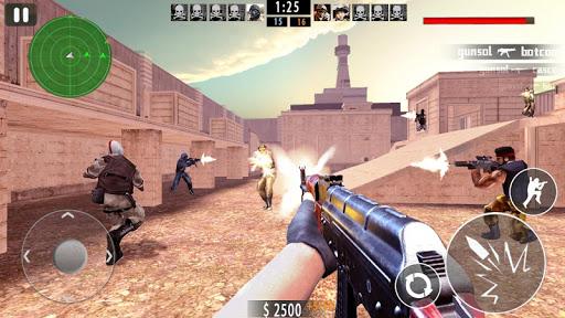 เกมมือถือแรมน้อย 1GB Gun Strike Shoot Killer