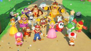 เกม Mario Party