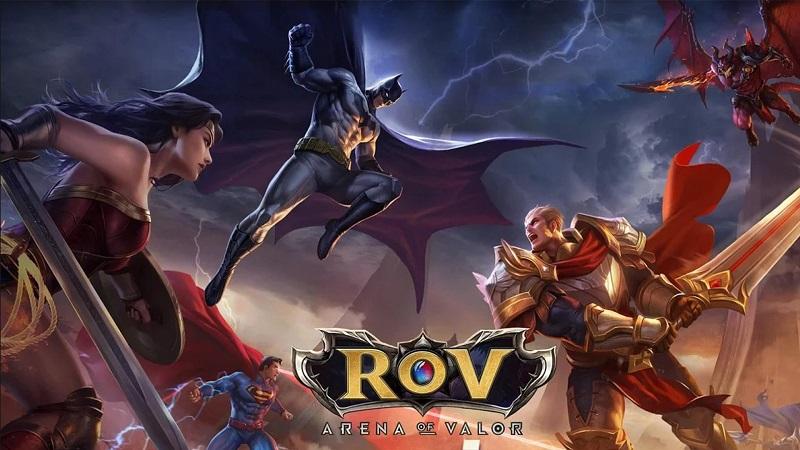 สุขสันต์วันเกิด เกม ROV -สีสันของเกม MOBA