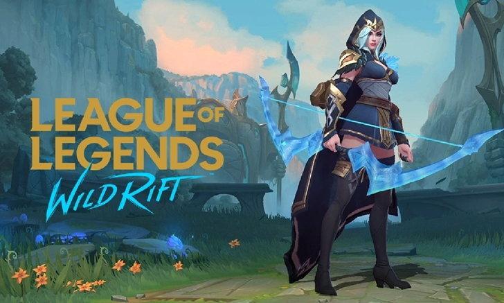 เกม League of Legends Wildrift
