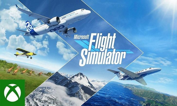 เกม Microsoft Flight Simulator