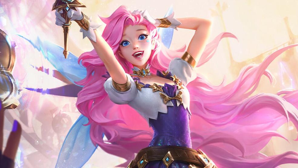 Seraphine ตัวละครใหม่ ของเกม League of Legends