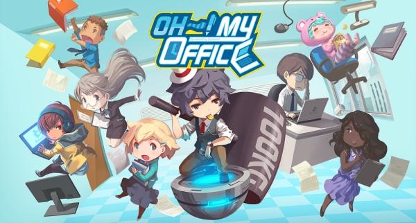 เกม OH~My Office