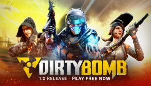 เกม Dirty Bomb