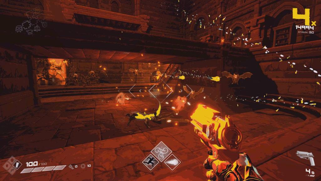 เกม Bullets Per Minute ระบบ Gameplay