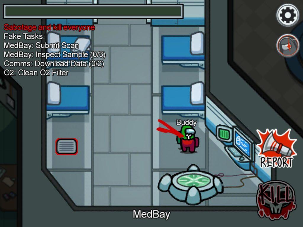 เกม Among us Game PC Online