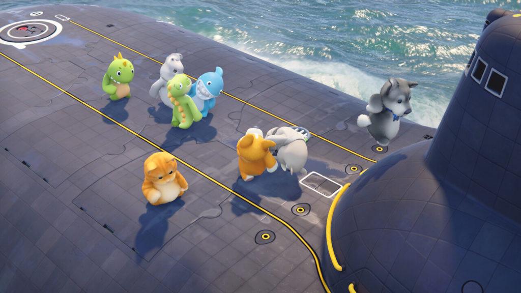 เกม Party Animals-แนว  Adventure