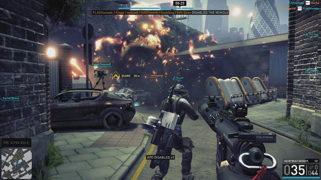 เกม Dirty Bomb -เกมแนว FPS
