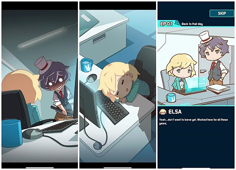 เกม OH~My Office Graphics