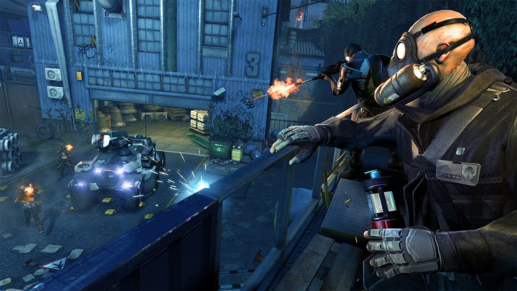 Game PC Online -เกม Dirty Bomb