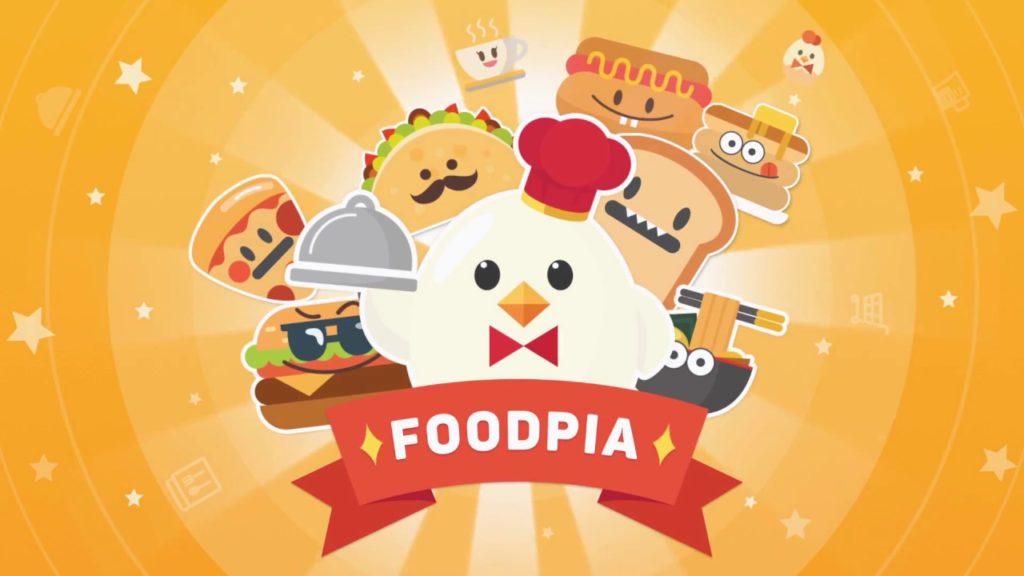 เกม Foodpia Tycoon