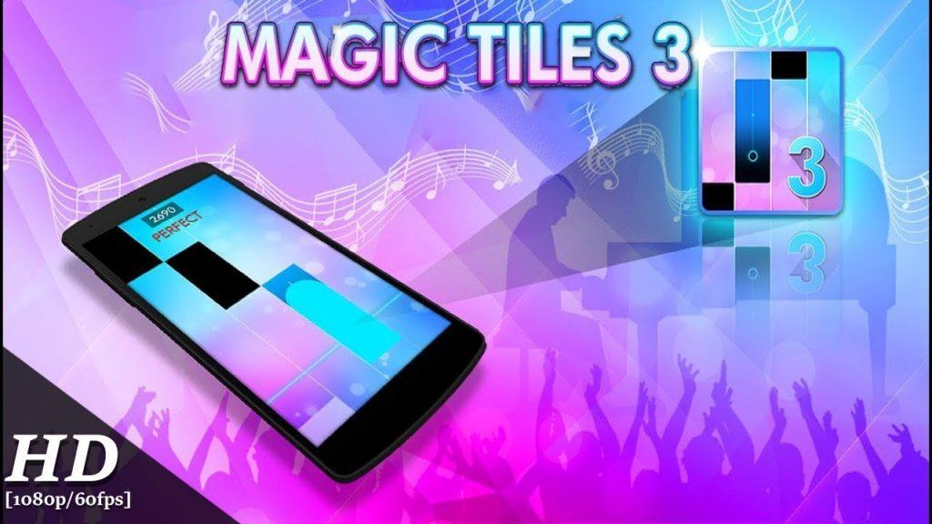 เกม Magic Tiles 3