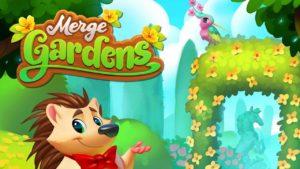 เกม Merge Gardens