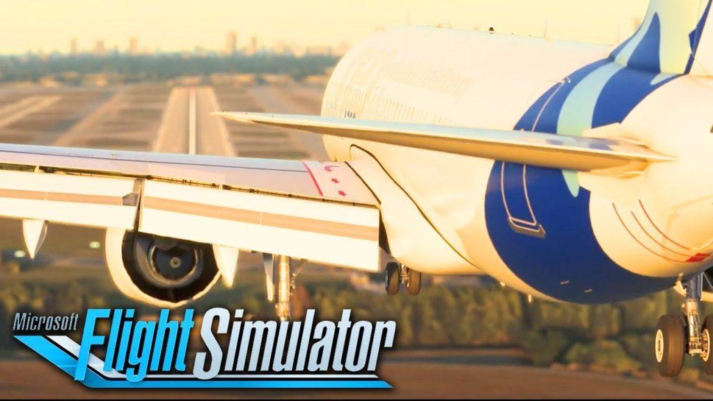 เกม Microsoft Flight Simulator -นักบิน