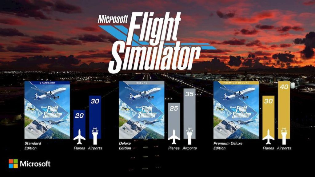 เกม Microsoft Flight Simulator กัปตัน