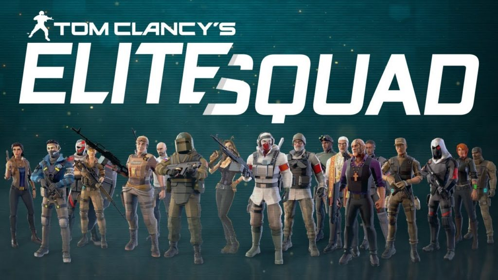 เกมTom Clancy's Elite Squad