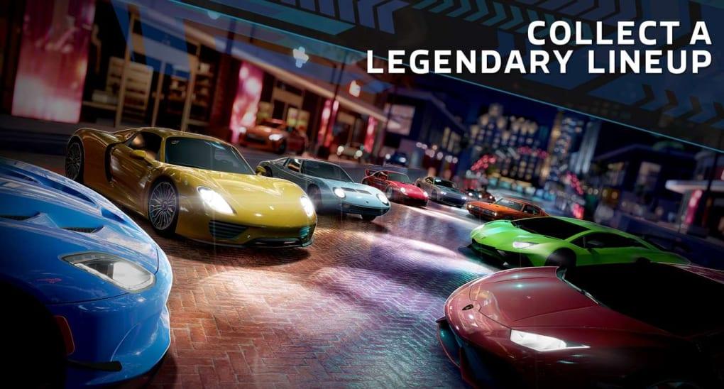 3 เกมแข่งรถ- Forza Street