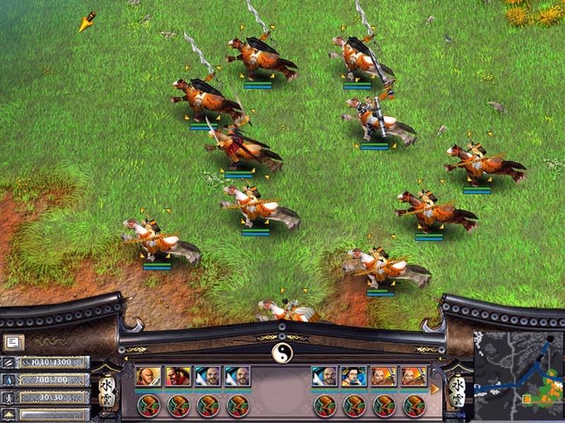 4 เกมยอดฮิต-battle realm