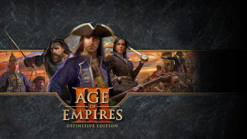 เกมAge Of Empires III : Definitive Edition