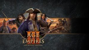 เกมAge Of Empires III : Definitive Edition