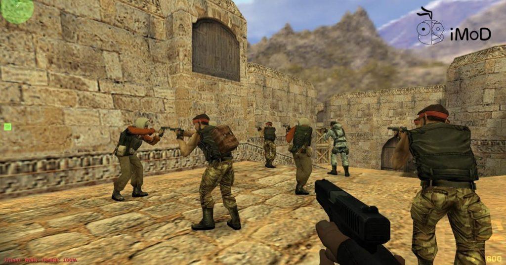 4 เกมยอดฮิต-counter strike  2