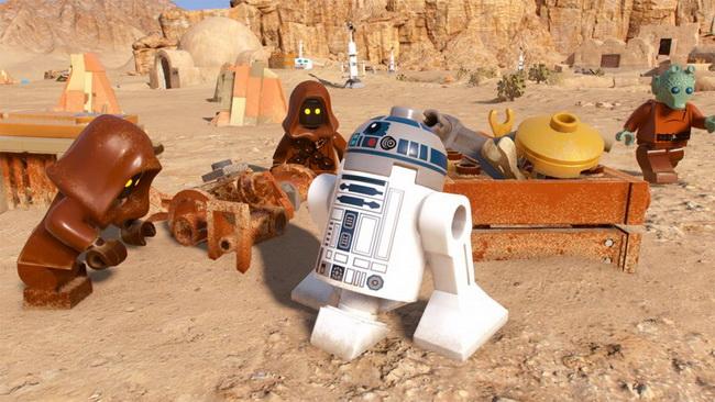 เกม Star Wars Lego-โดยค่ายวอร์เนอร์บราเธอร์ส
