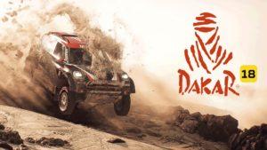เกม Dakar 18