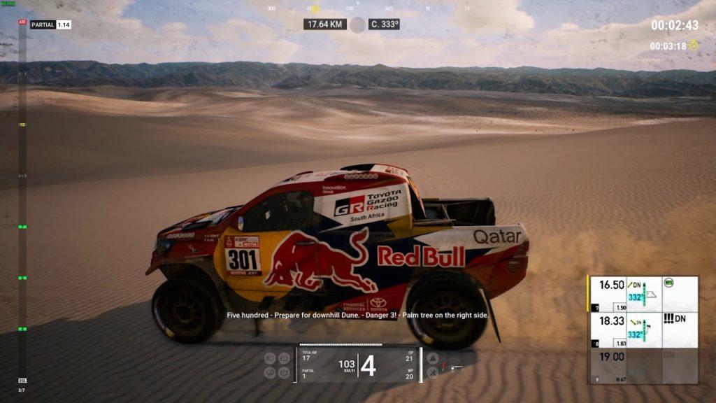 เกม Dakar 18-บนเครื่องGame PC Online
